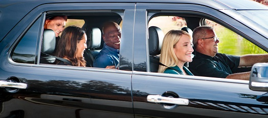 SANDAG Vanpool Program in San Diego County